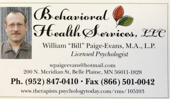 Behavioral Health Services, LLC